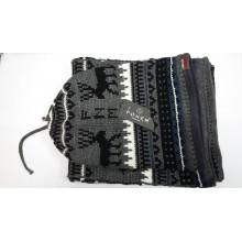 Комплект Fonem зимний шапка и шарф